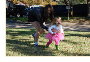 Wife, mother, physical fitness buff, community volunteer, and business professional, Megan H. has plenty on her plate – and she loves it.